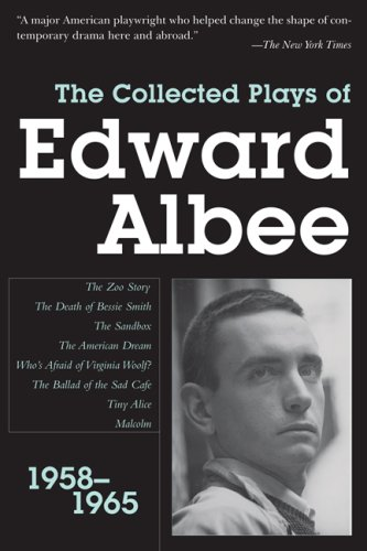 The Collected Plays of Edward Albee: 1958-65 9781585678846