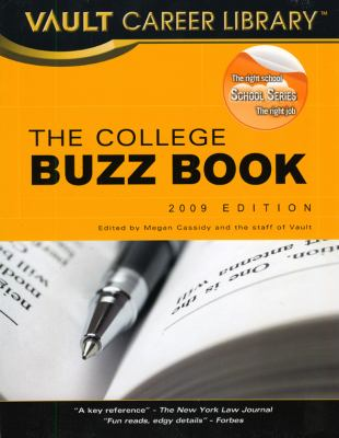 The College Buzz Book 9781581316278