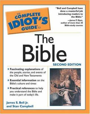 The Complete Idiot's Guide to the Bible 9781589268197