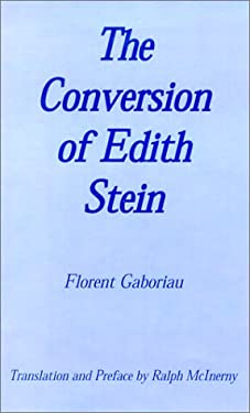 The Conversion of Edith Stein 9781587311253
