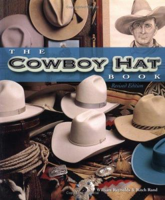 The Cowboy Hat Book 9781586852580