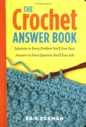 The Crochet Answer Book 9781580175982