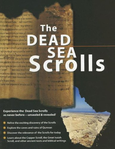 The Dead Sea Scrolls 9781589832701