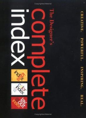 The Designer's Complete Index
