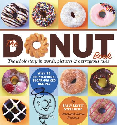 The Donut Book 9781580175487