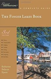 Explorer's Guide: The Finger Lakes Book: A Complete Guide 7149624