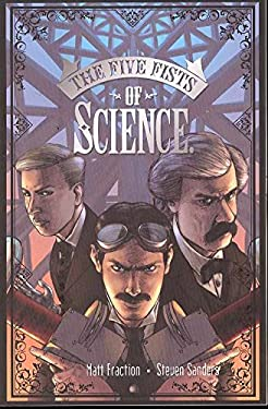 The Five Fists of Science 9781582406053