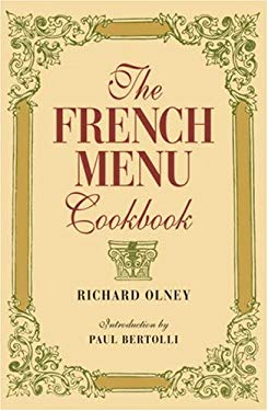 The French Menu Cookbook 9781580083850