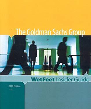 The Goldman Sachs Group 9781582075242