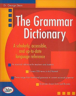 The Grammar Dictionary 9781583241318