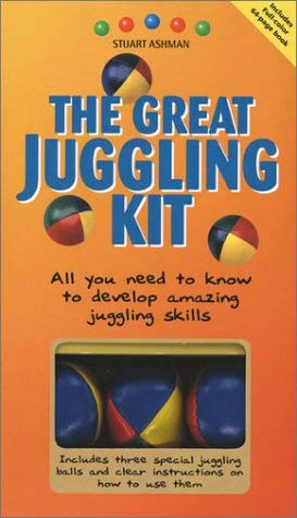 The Great Juggling Kit 9781586637576