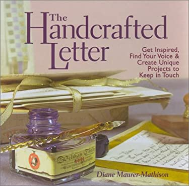 The Handcrafted Letter 9781580173605