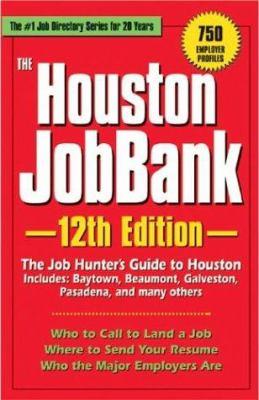 The Houston Job Bank 9781580629317