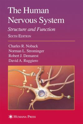 The Human Nervous System: Structure and Function 9781588290397