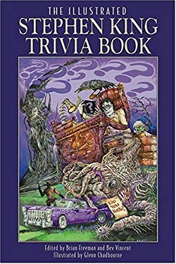 The Illustrated Stephen King Trivia Book 9781587671081