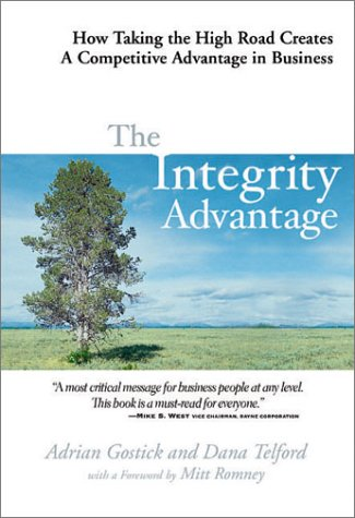 The Integrity Advantage 9781586852467