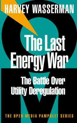 The Last Energy War 9781583220177