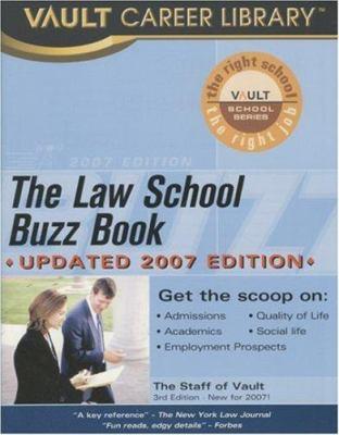 The Law School Buzz Book 9781581314243
