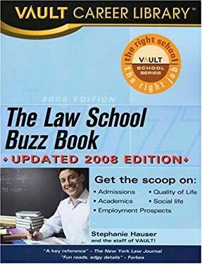 The Law School Buzz Book 9781581315134