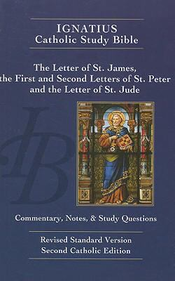 The Letter of James, the First and Second Letters of Peter, and the Letter of Jude 9781586172480