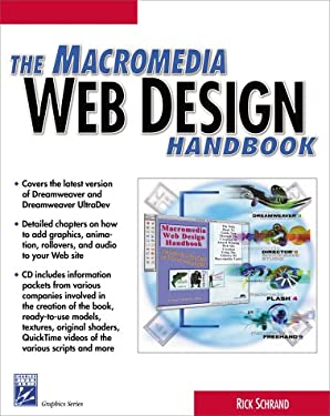 The Macromedia Web Design Handbook [With CD]