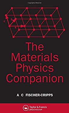 The Materials Physics Companion 9781584886808