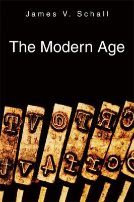 The Modern Age 9781587315107