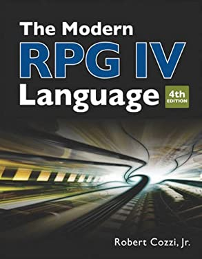 The Modern RPG IV Language 9781583470640