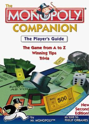 The Monopoly Companion (2nd) 9781580621755