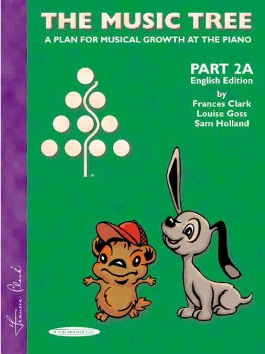 The Music Tree English Edition Student's Book: Part 2a