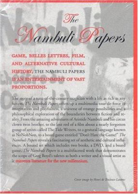 The Nambuli Papers [With BooksWith GameboardWith DVD]