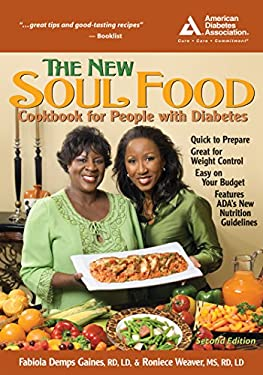 The New Soul Food Cookbook for People with Diabetes 9781580402507