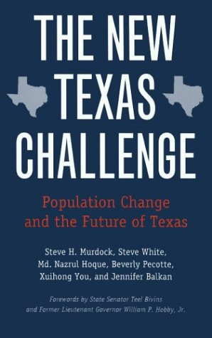 The New Texas Challenge: Population Change and the Future of Texas 9781585443055