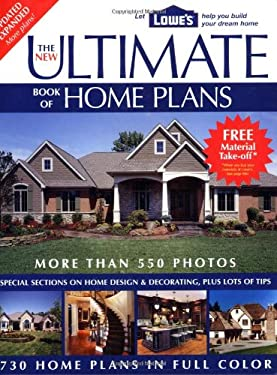 The New Ultimate Book of Home Plans 9781580113366