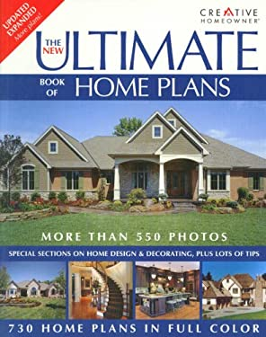 The New Ultimate Book of Home Plans 9781580113540