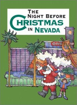 The Night Before Christmas in Nevada 9781586851682