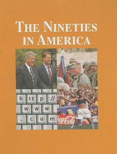 The Nineties in America, Volume III: RuPaul-Zone Diet 9781587655036