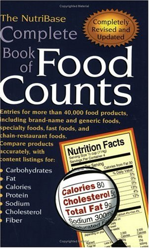 The Nutribase Complete Book of Food Counts 2nd Ed. 9781583331071