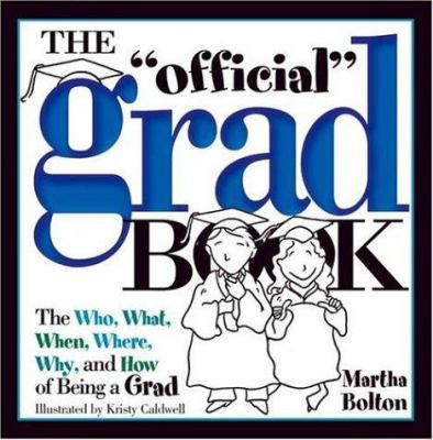 The Official Grad Book 9781582293059