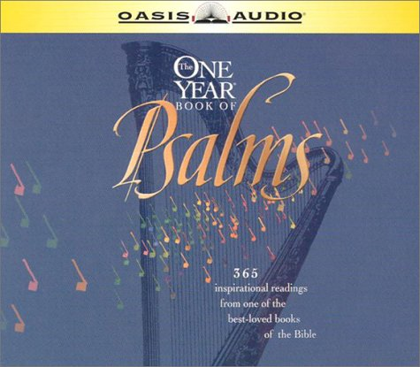 The One-Year Book of Psalms: 365 Inspirational Readings from One of the Best-Loved Books of the Bible: New Living Translation 9781589260283