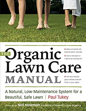 The Organic Lawn Care Manual 9781580176552
