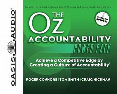 The Oz Accountability Power Pack 9781589261792