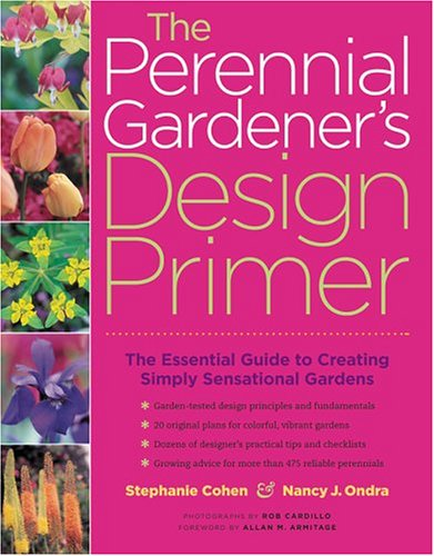 The Perennial Gardener's Design Primer 9781580175456