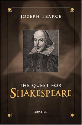 The Quest for Shakespeare 9781586172244