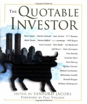 The Quotable Investor 9781585742783