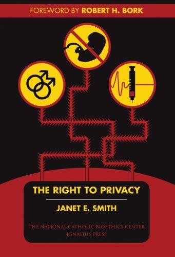 The Right to Privacy 9781586172596