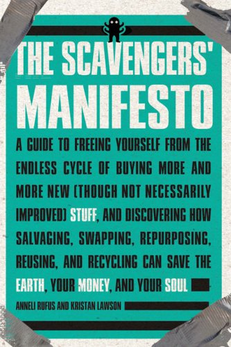 The Scavengers' Manifesto 9781585427178