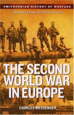 The Second World War in Europe 9781588341938