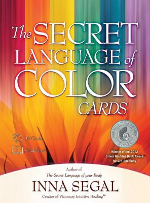 The Secret Language of Color Cards [With Paperback Book] 9781582703268