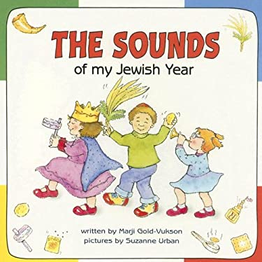 The Sounds of My Jewish Year 9781580130479